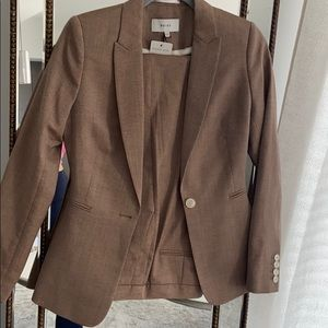 NWT Reiss pant suit size 4